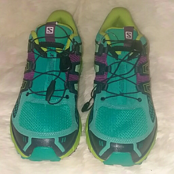 bb145c535 💖NEW Women's Salomon X Mission 3 Running Shoes 8